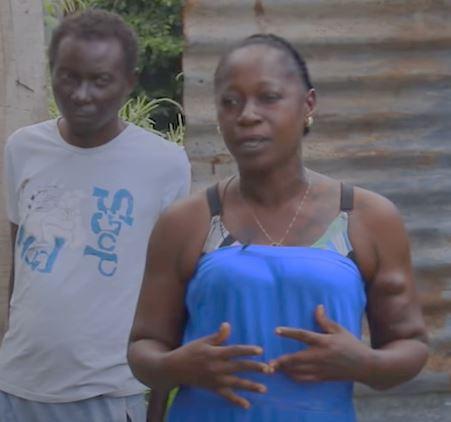 Suriname vrouw