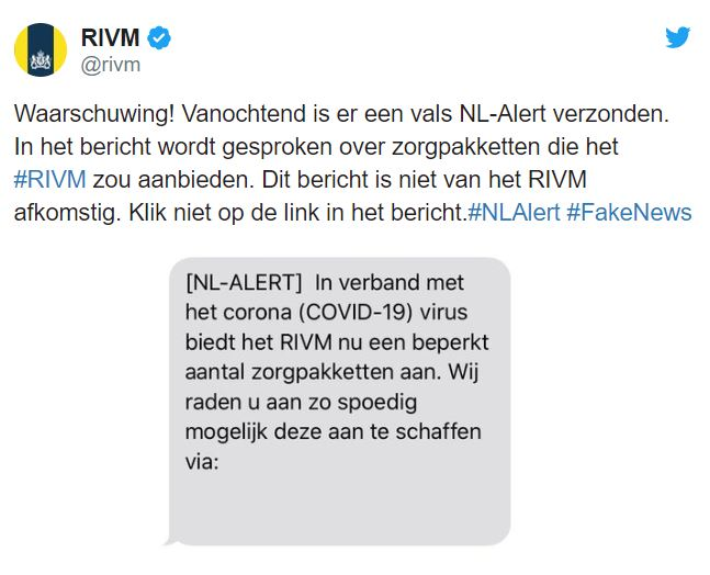 Nederland RIVM