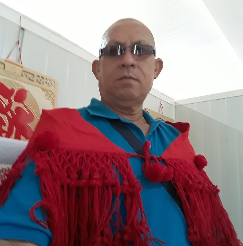 stiefvader Suriname
