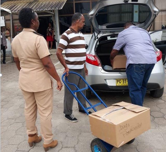 verkiezingen Suriname