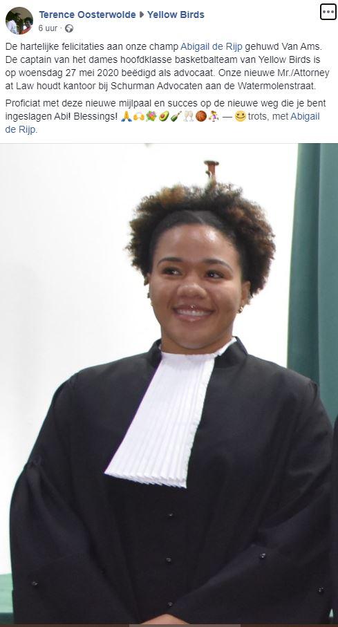 advocaat Suriname