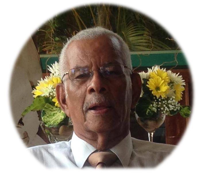 overleden SLM Paramaribo