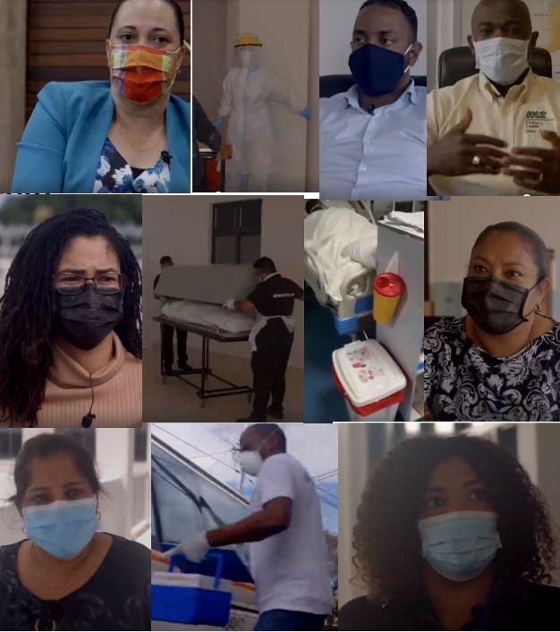 besmettingen Suriname