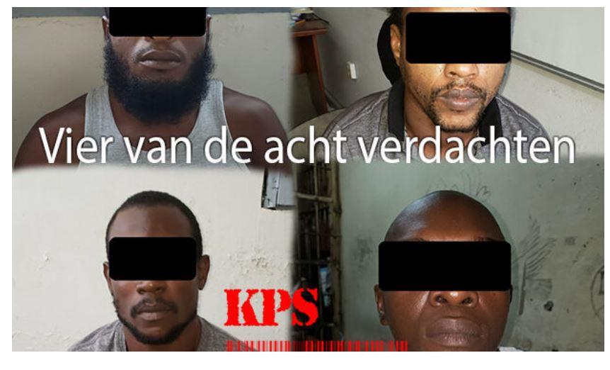 politie Paramaribo
