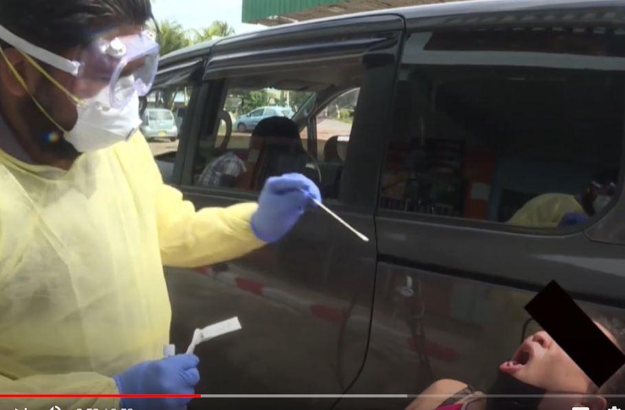 besmet Paramaribo