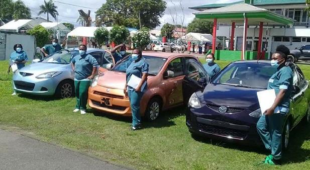 verpleegkundigen Suriname