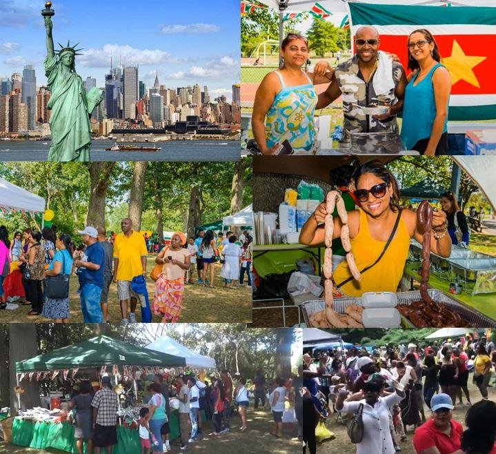 Suriname vakantie New York