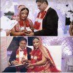 president getrouwd