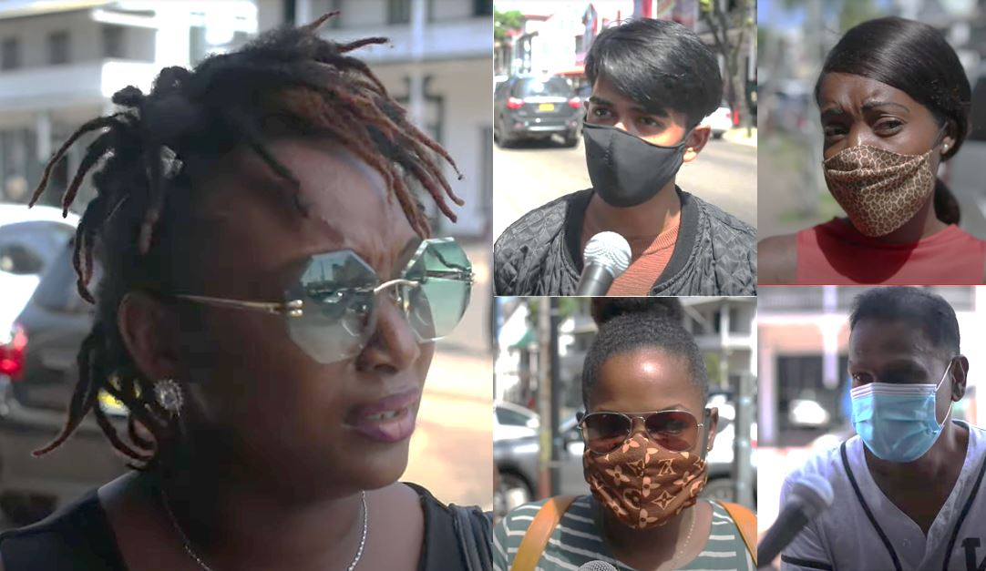 lockdown Suriname