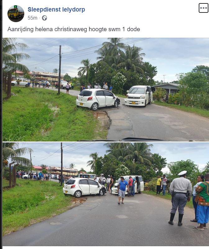 verkeer Suriname