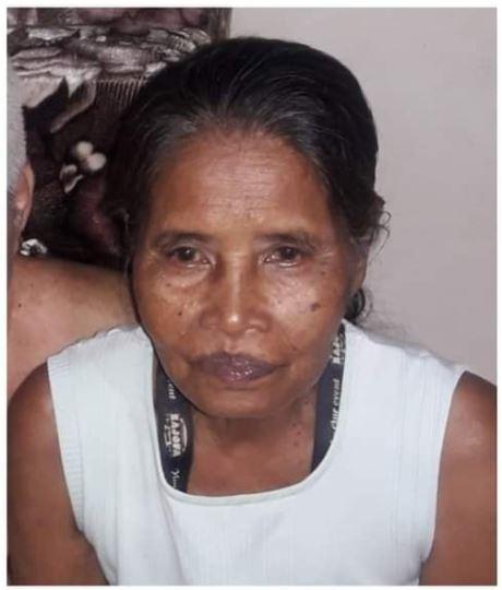 moeder vermist Paramaribo
