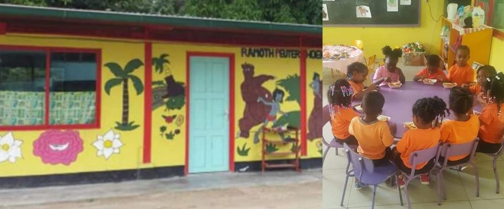 kinderhuis Ramoth Paramaribo