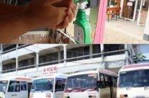 bus vervoer Suriname