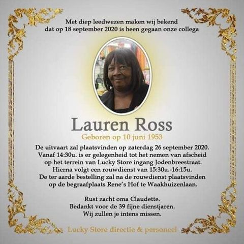 Lucky Store Lauren Ross