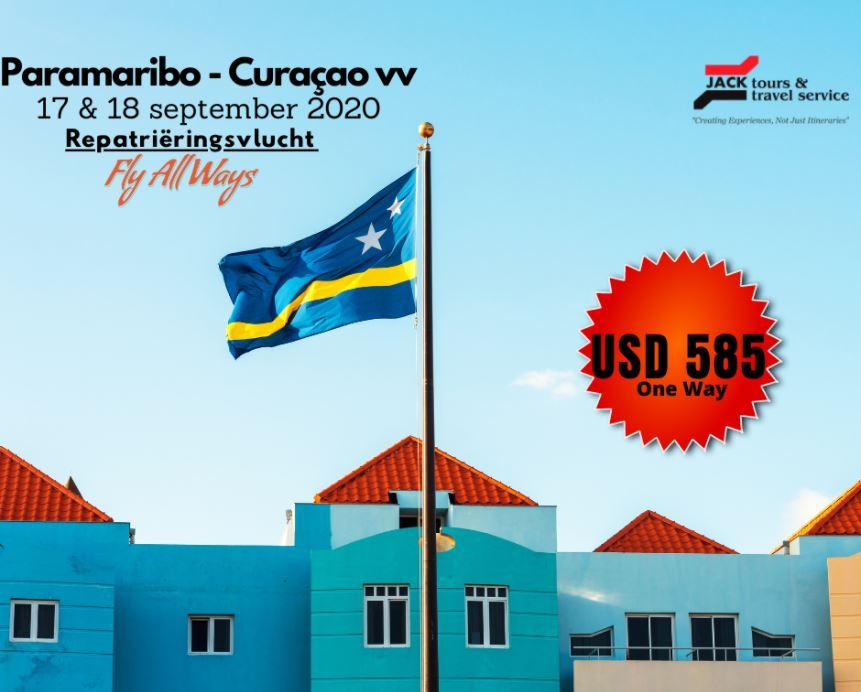 repatriatie Curaçao Suriname