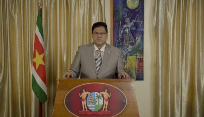 president Santokhi