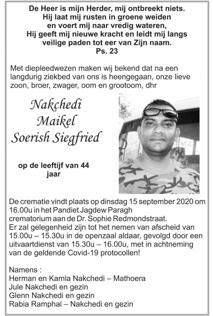 maikel Nakchedi