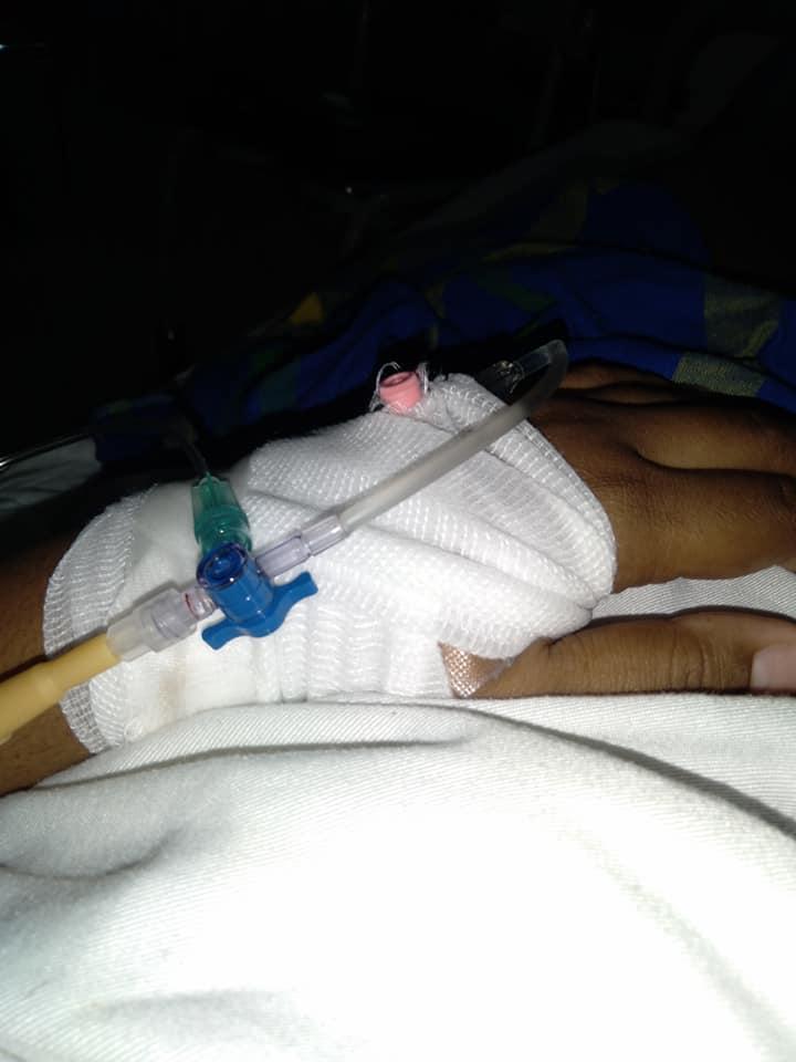 xavianne ziekenhuis