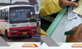 bus boot Suriname