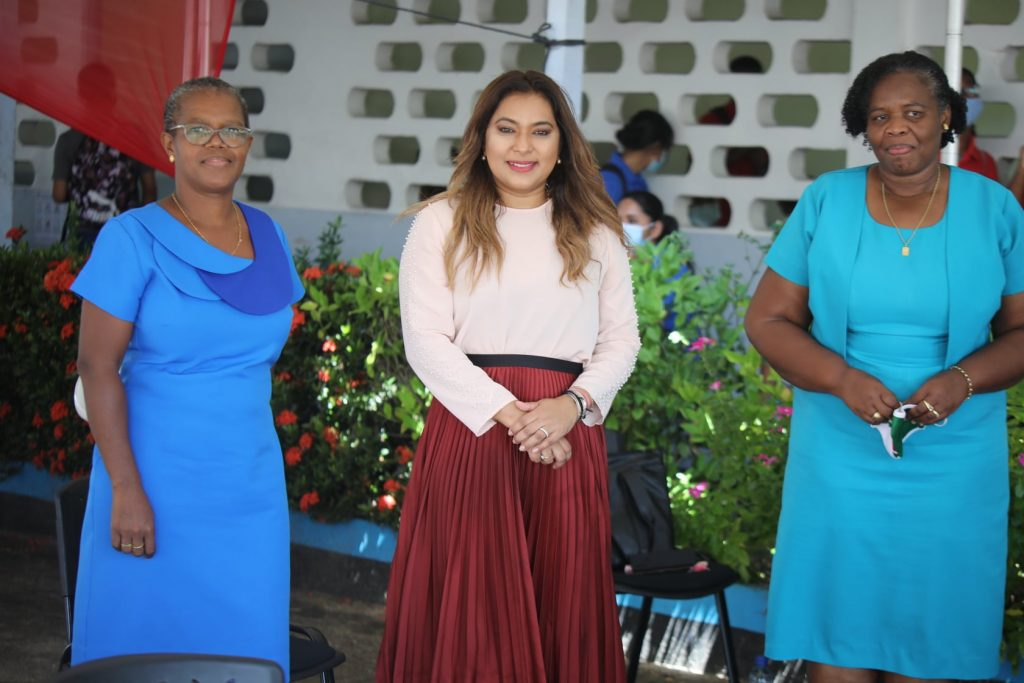 first Lady Suriname