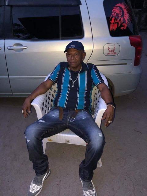 sabajo overleden Suriname