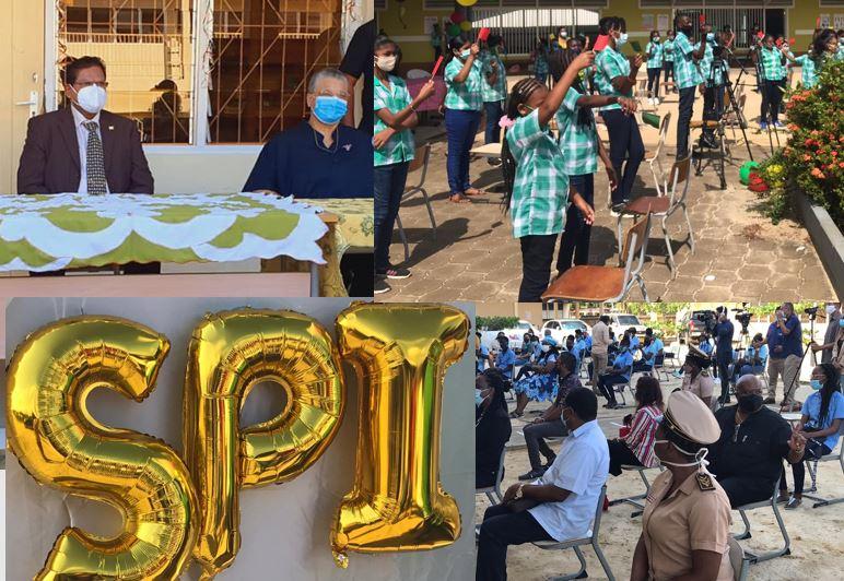 scholen begonnen Suriname