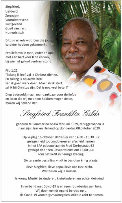 siegfried Gilds