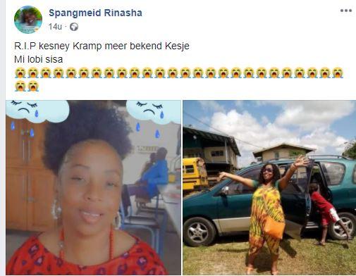 Kesney Kramp Paramaribo