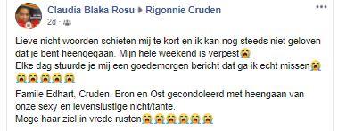 Rogonnie Cruden Nederland
