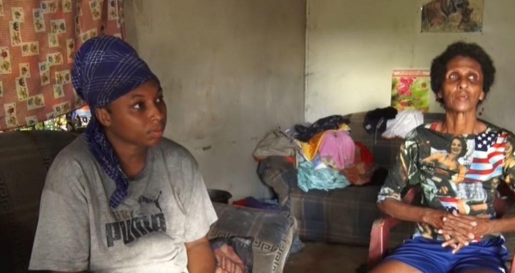 moeder baby Paramaribo gestolen