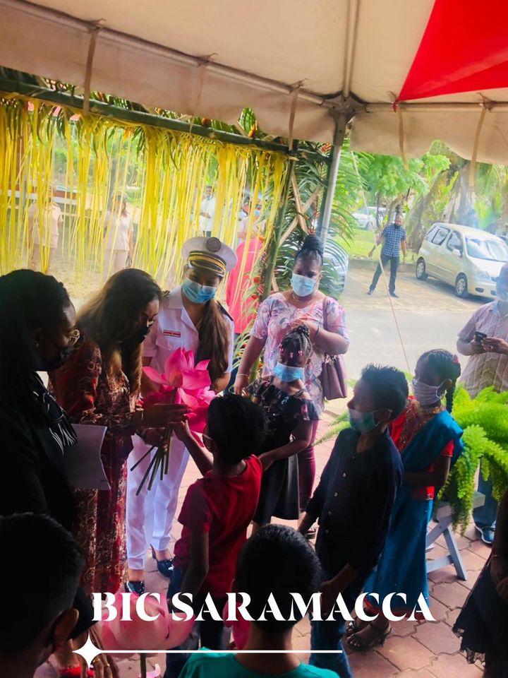 Divali feest Suriname