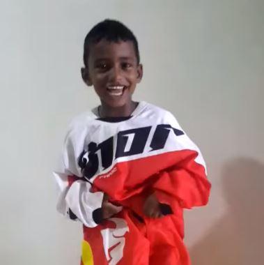 a-jarige politie Suriname