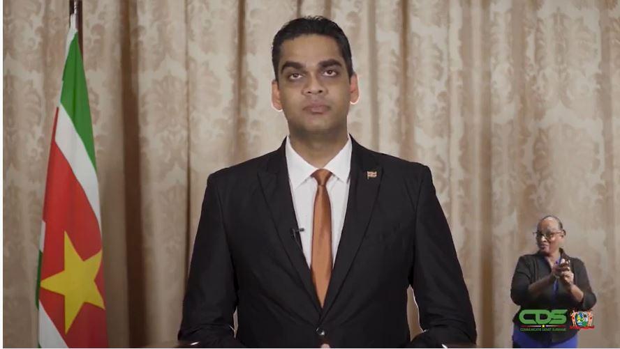 Video – Maatregelen verder versoepeld!  Video – Statement regering Suriname