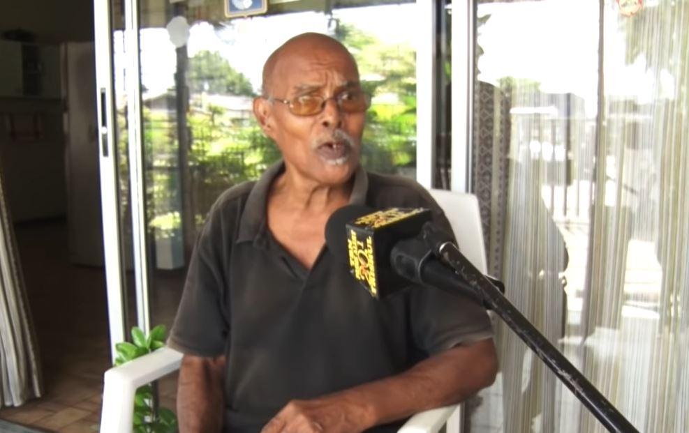 meneer Paramaribo