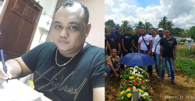 Fabian Doelasan Suriname