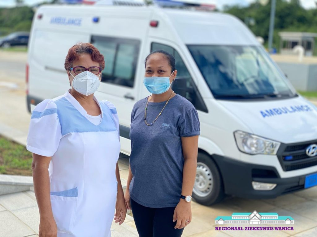 baby ambulance ziekenhuis