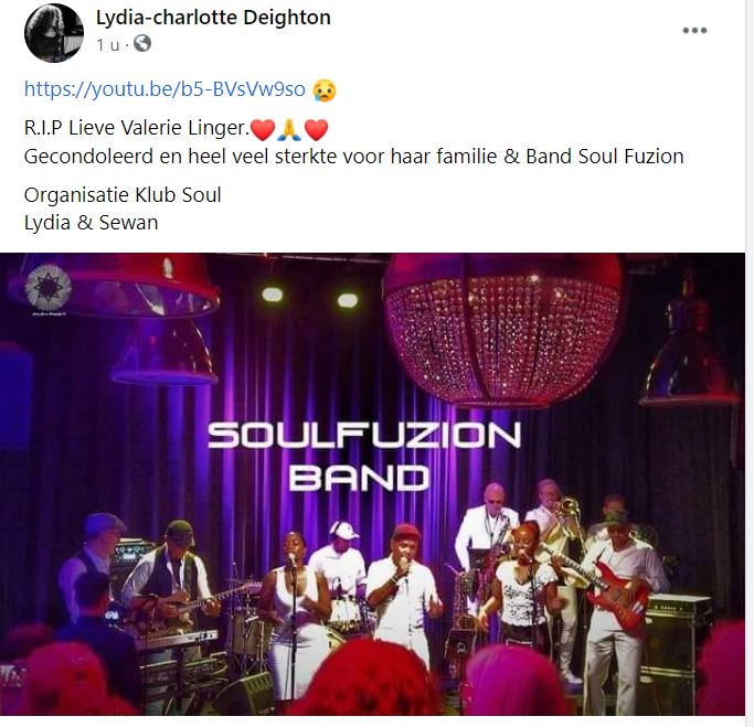 Valerie Linger Suriname
