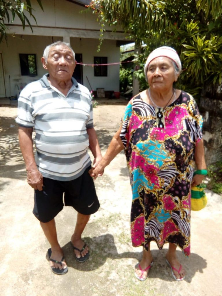 sabajo lingaard overleden Suriname