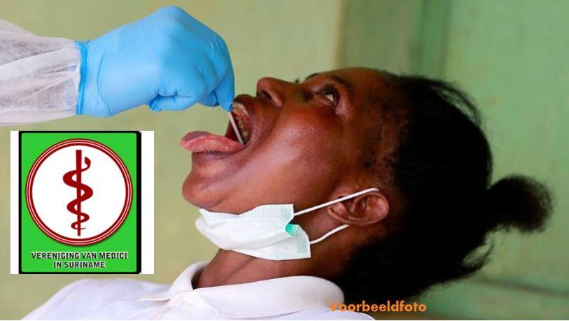 Suriname ziekenhuizen