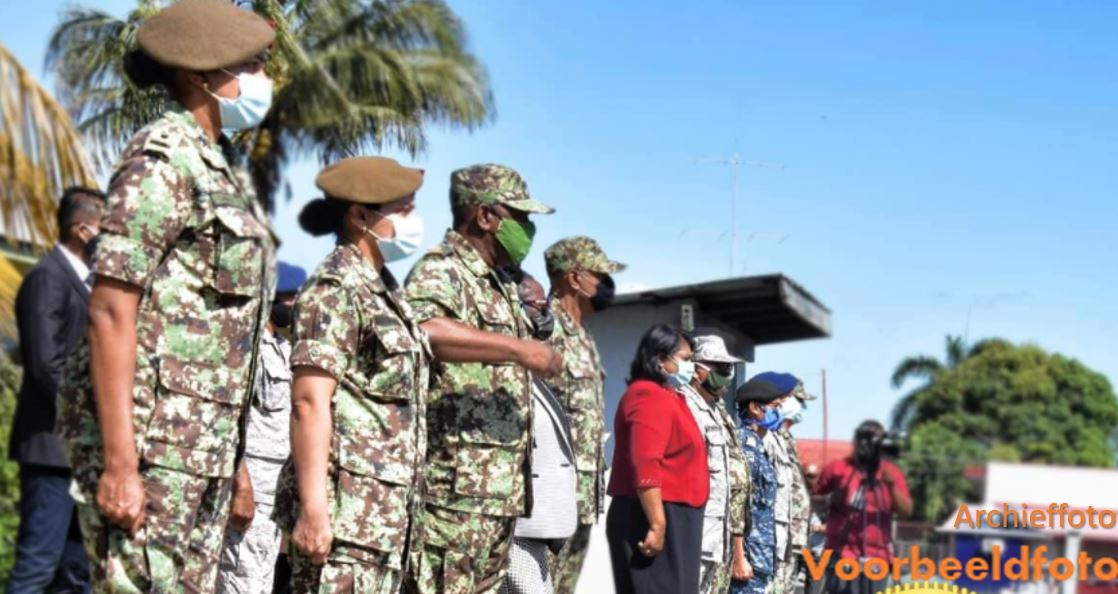 defensie Suriname