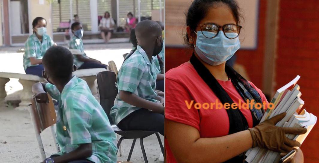 scholen Suriname vakantie