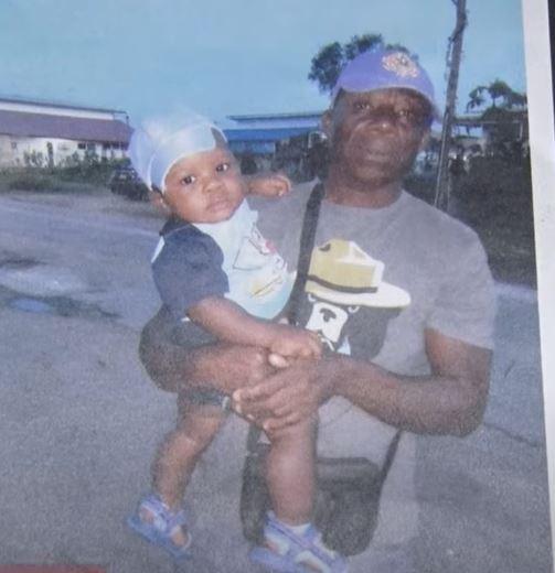 vader zoon Suriname