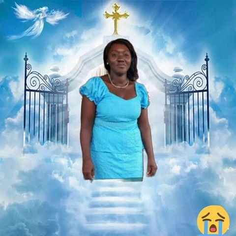mama overleden Pobosi Ajaiso
