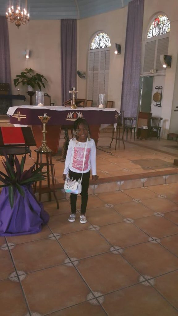 Cherylee Manhoef Suriname