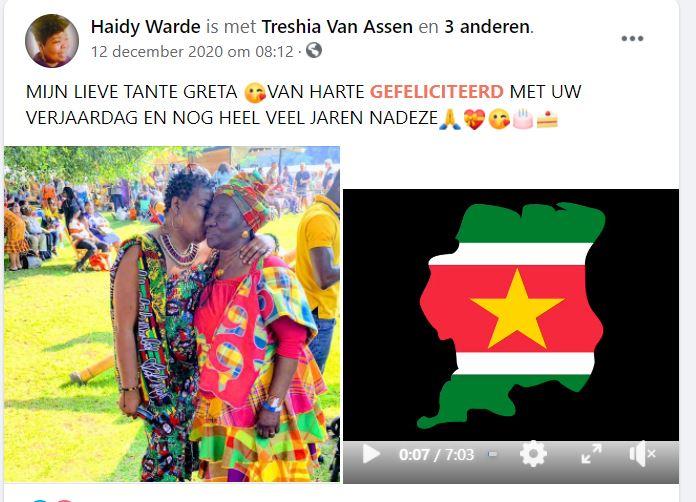 Van Assen Suriname
