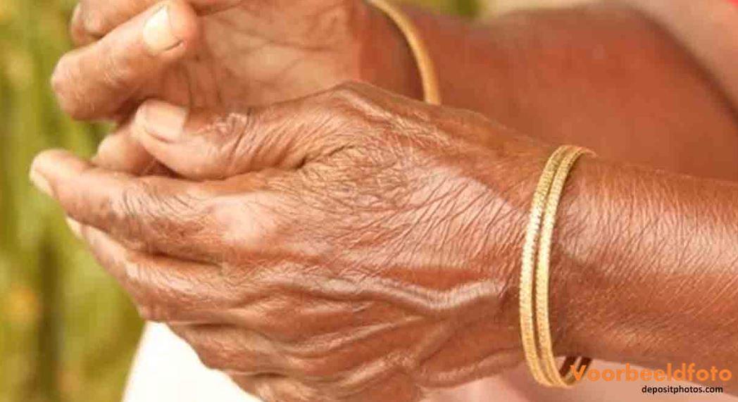 vrouw Suriname