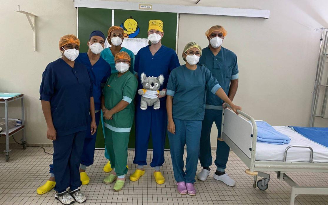 ziekenhuis Paramaribo