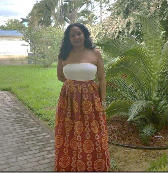 Deborah Snijders Paramaribo