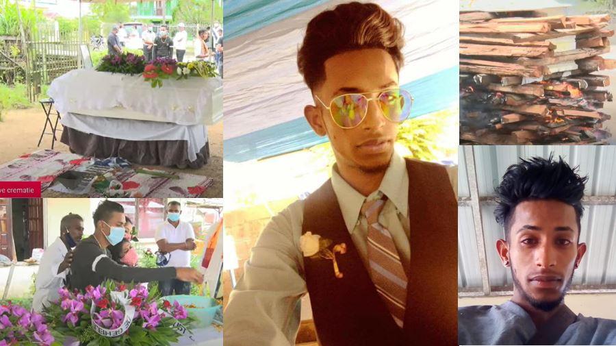 Mijn broertje Suriname