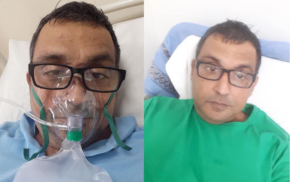 Video's – Mohammed uit Suriname is besmet geraakt – Ervaring van een ex-patiënt